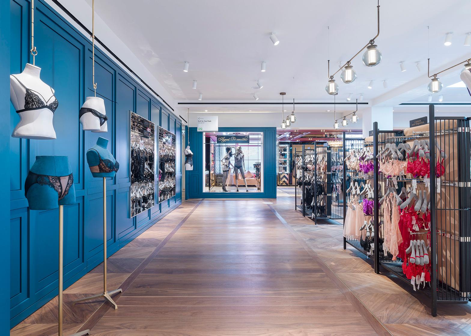 Body Studio at Selfridges Oxford Street by Neri&Hu