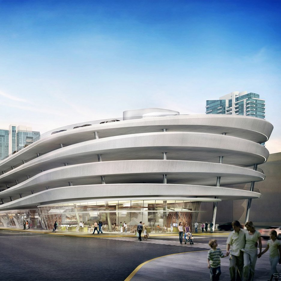 Miami Beach should lobby to resurrect Zaha Hadid's parking garage, says Craig Robins