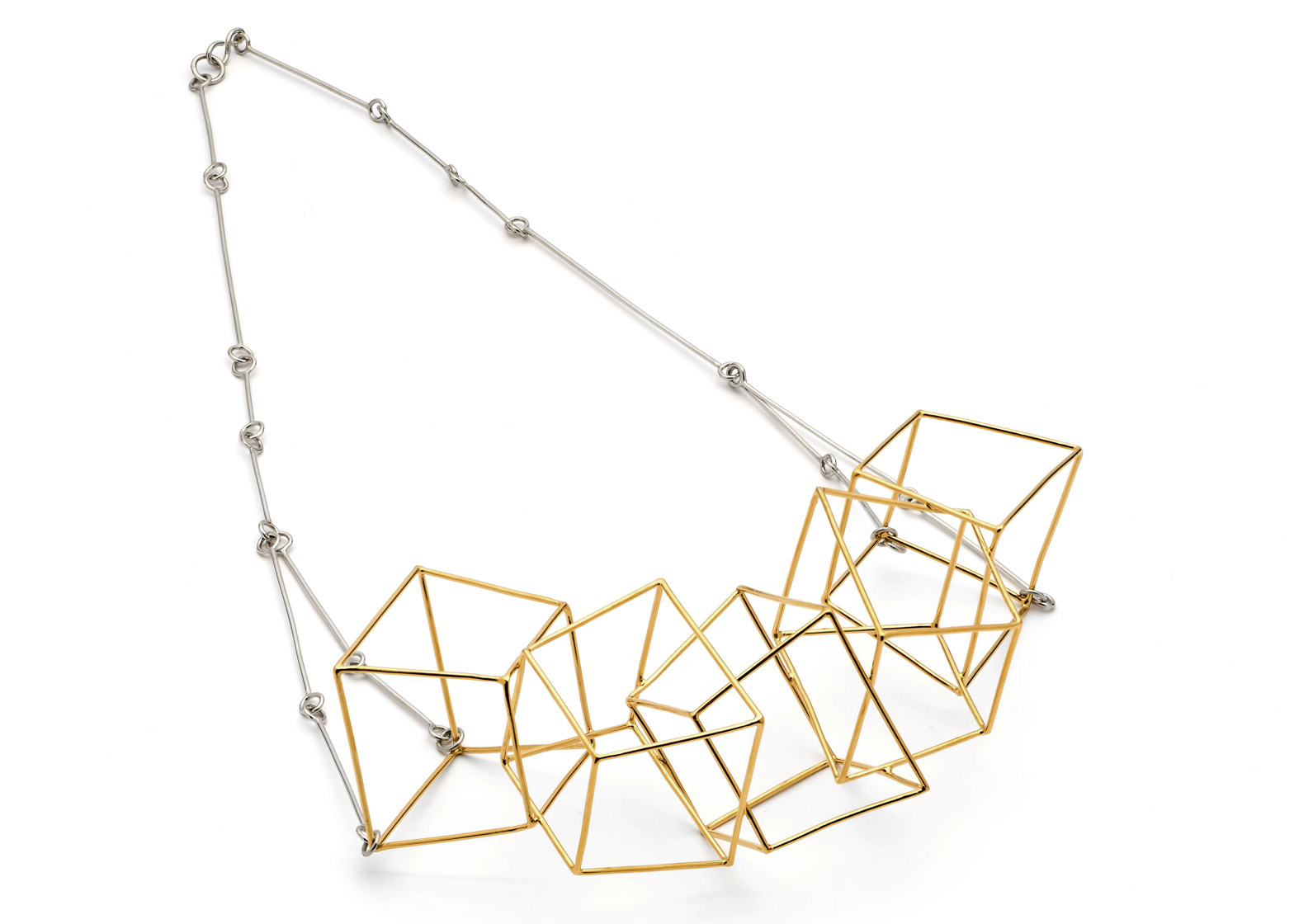Plated Necklace by Ellie Gooch