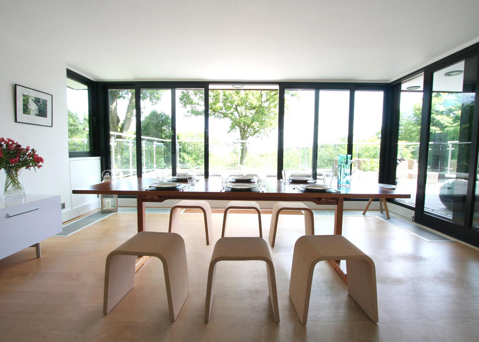 Montado stools by Charles Dedman