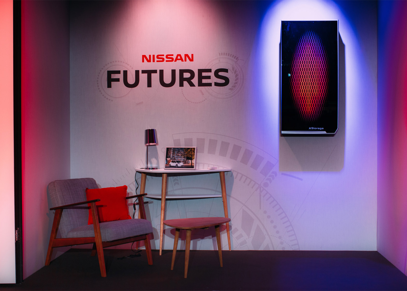 Nissan reveals its answer to Tesla's Powerwall battery system