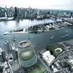 Piero Lissoni wins design competition with waterfront aquarium in New York