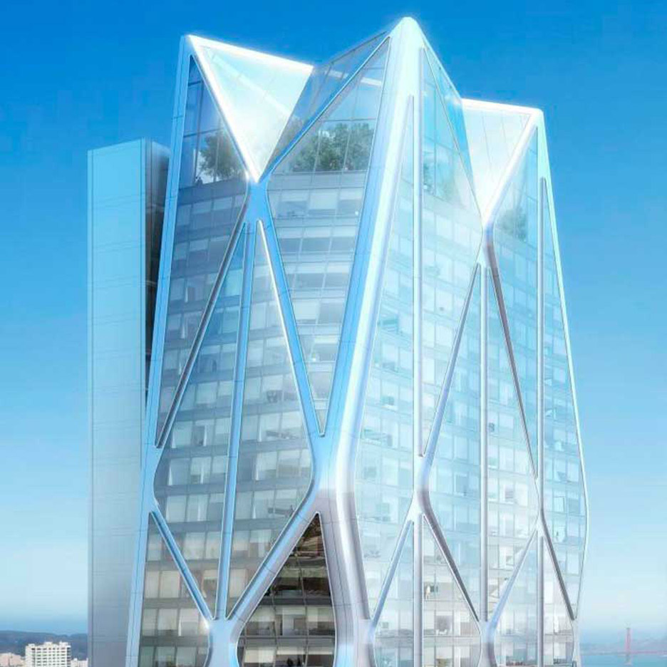 Architecture news: Oceanwide Center by Foster + Partners and Heller Manus in San Francisco, USA