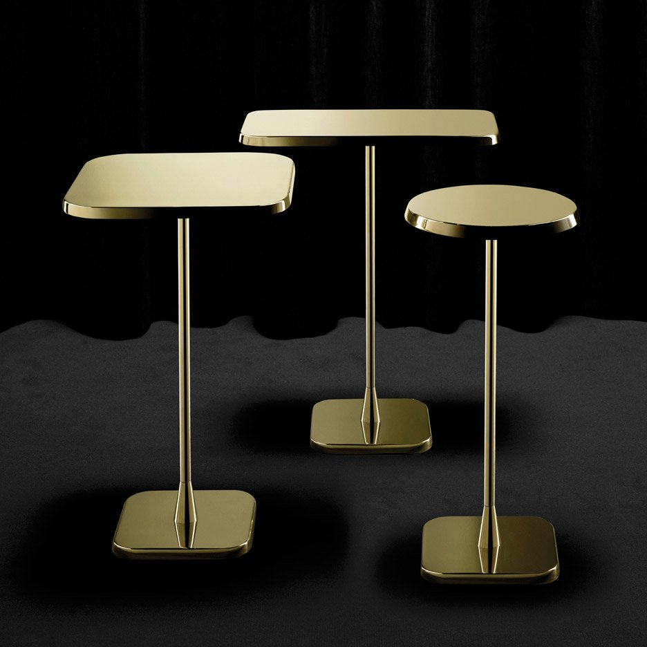 Opera Tables by Richard Hutten
