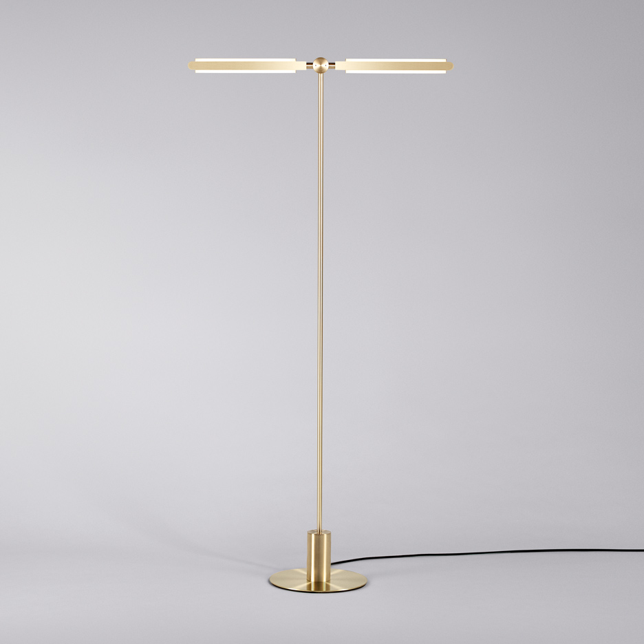 Pris floor lamp by Pelle
