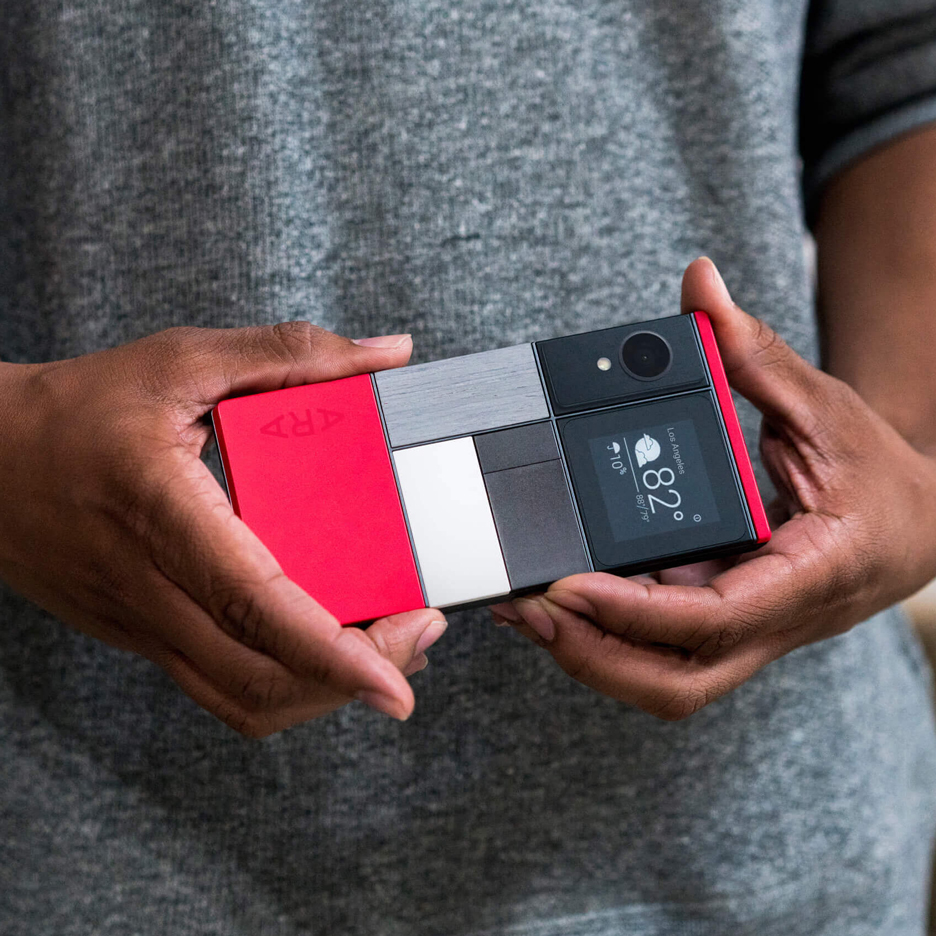 Technology and Design news: Project Ara modular smartphone by Google