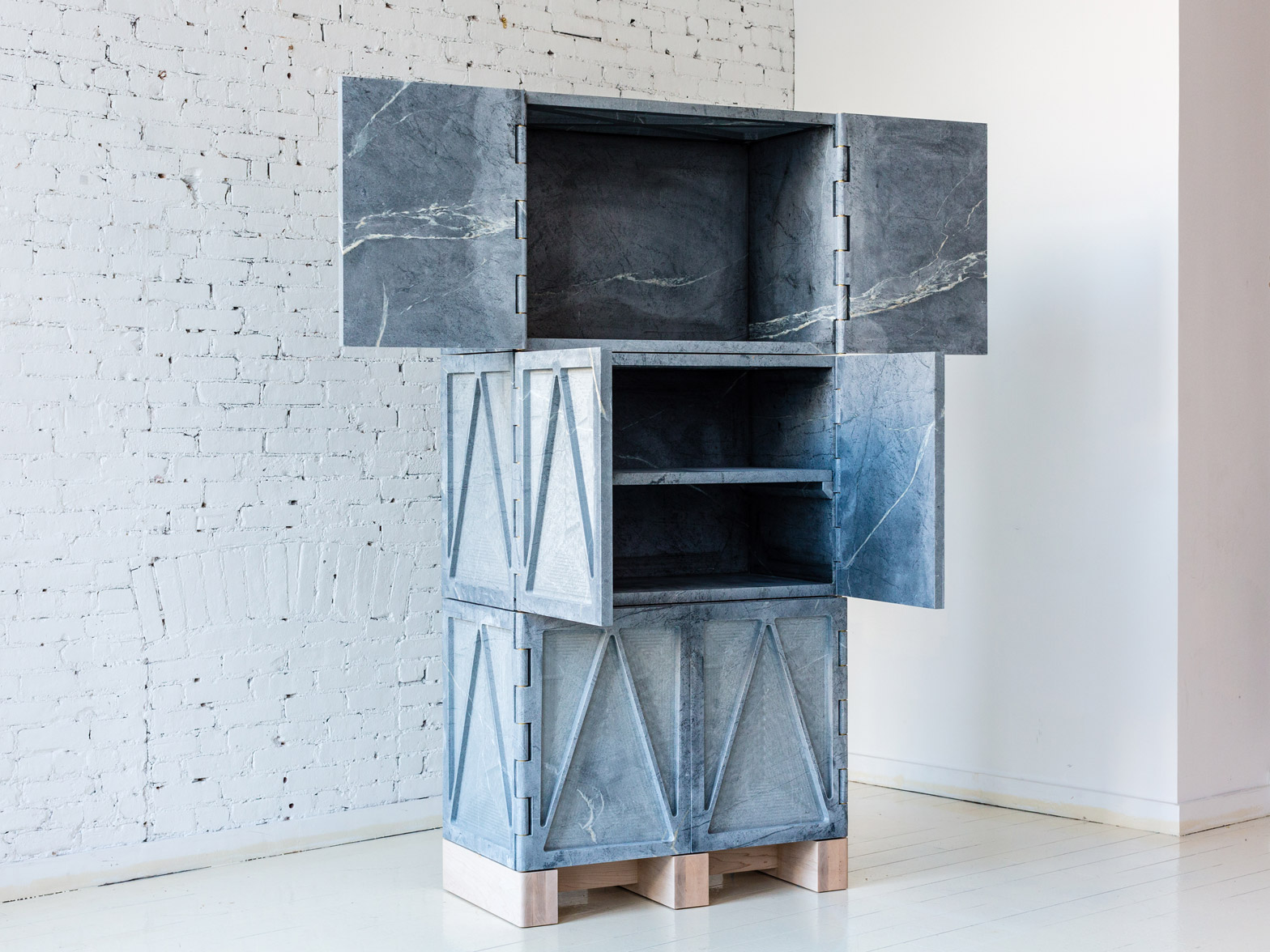 Fort Standard Creates Material Focused Furniture Collection