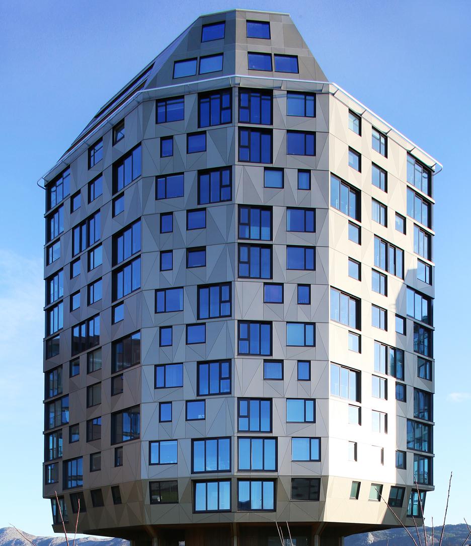 Rundeskogen Stravanger, Norway, by dRMM Architects / Helen and Hard Architects