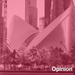 """Calatrava's transit hub feels utterly scrubbed of memory and dislocated from New York"""