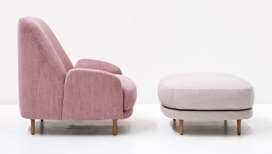 New range of sofas designed by Claesson Koivisto Rune for Tachinni