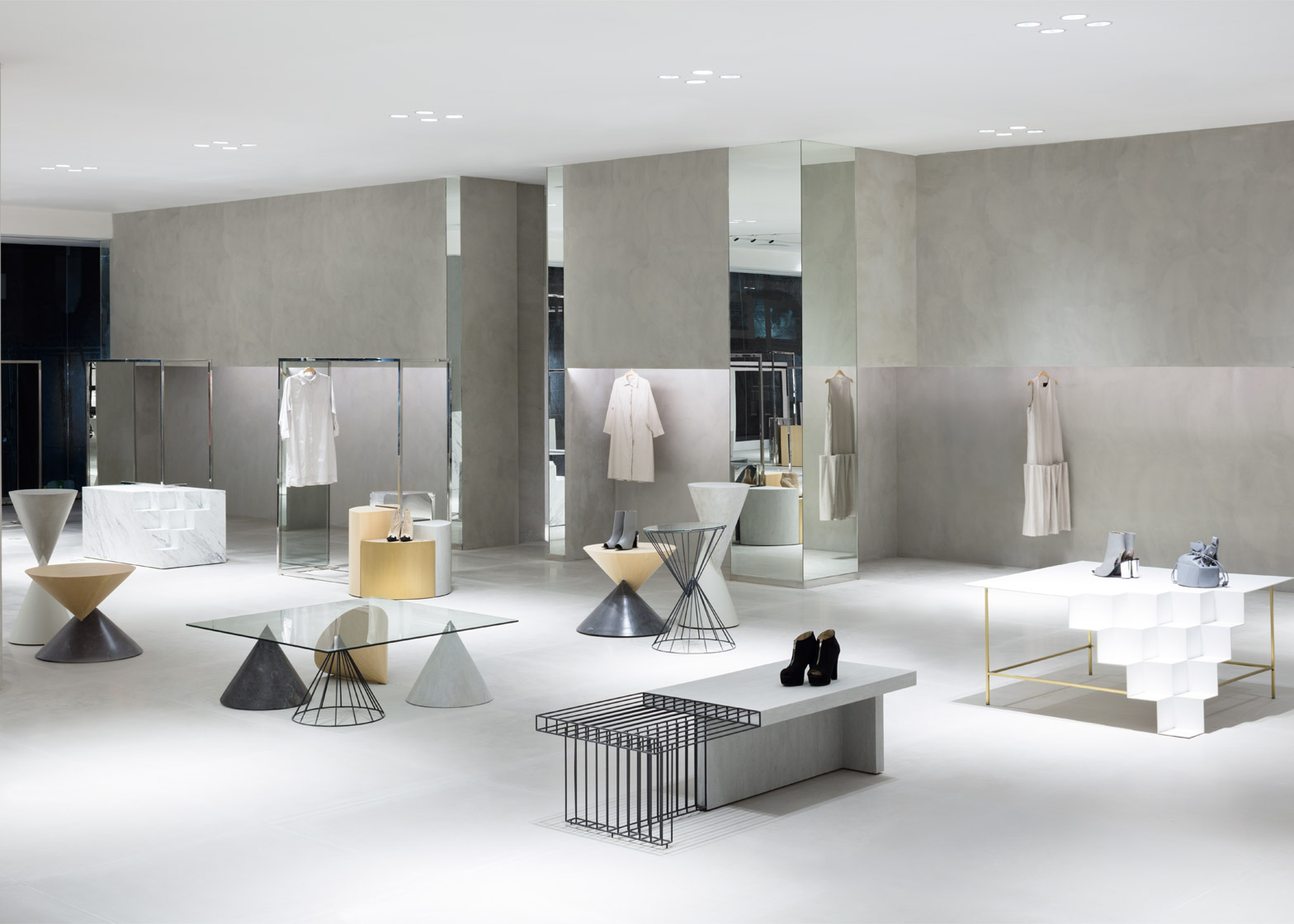 3 of 18; Retail Architecture: Siam Discover shopping centre in Bangkok by  Nendo