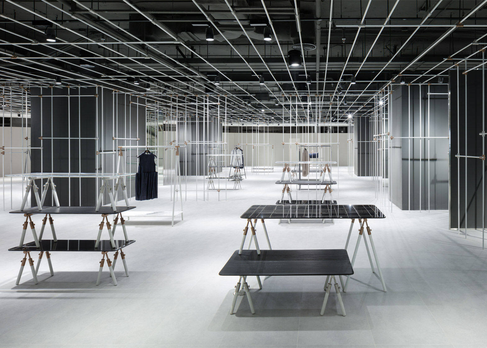 6 of 18; Retail Architecture: Siam Discover shopping centre in Bangkok by  Nendo