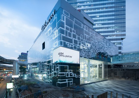 Nendo reimagines Bangkok department store as a new concept for retail