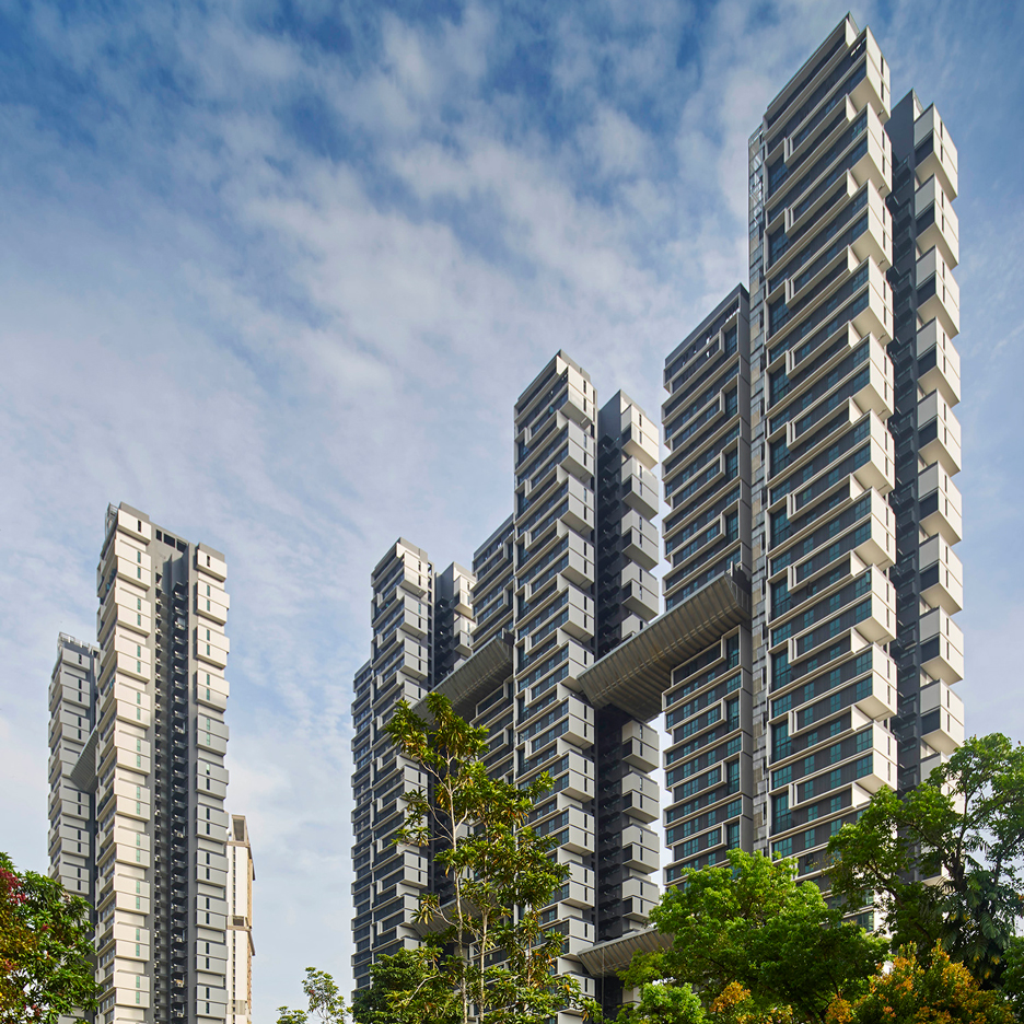 SkyTerrace Soo Khian Chan, Singapore, by SCDA Architects