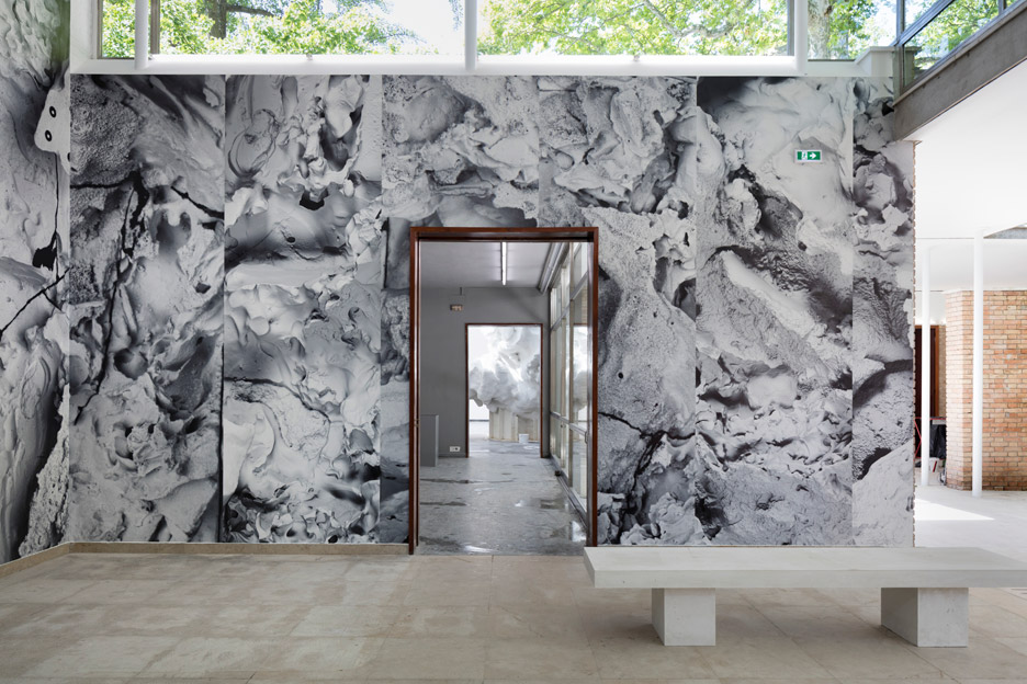 Incidental Space, Swiss Pavilion by Christian Kerez at the Venice Architecture Biennale 2016. Photograph by Gaëtan Bally