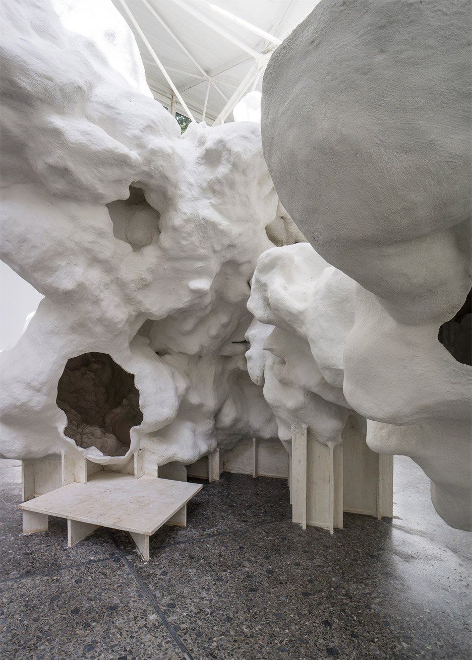 Incidental Space, Swiss Pavilion by Christian Kerez at the Venice Architecture Biennale 2016. Photograph by Oliver Dubuis
