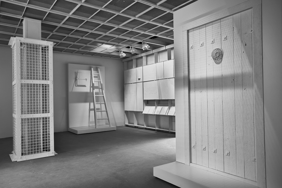 The Evidence Room Auschwitz exhibition at the Venice Biennale 2016