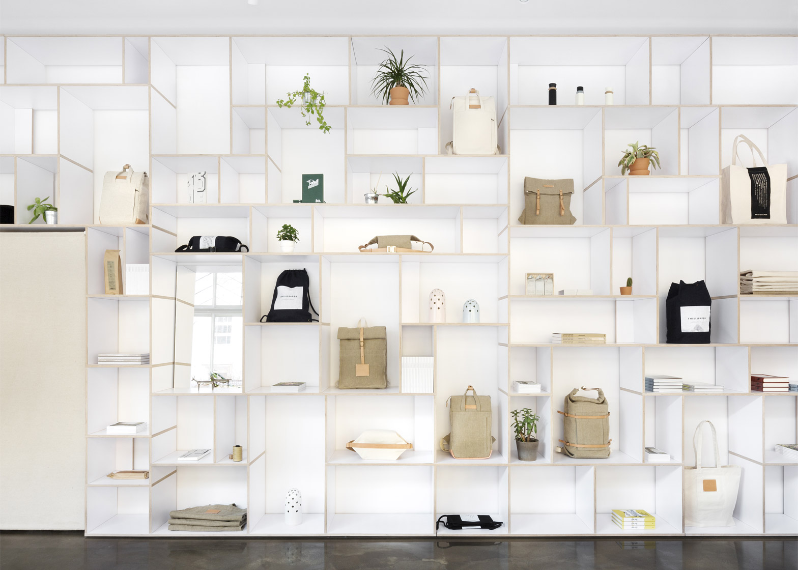 4 Of 4; Thisispaper Shop In Warsaw By Thisispaper Studio