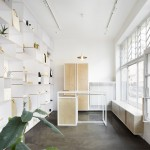 Thisispaper Studio creates minimal interior for first standalone design store