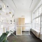 Thisispaper Studio creates minimal interior for first standalone design store