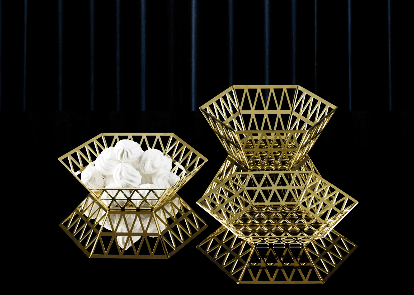 Tip Top Trays by Richard Hutten