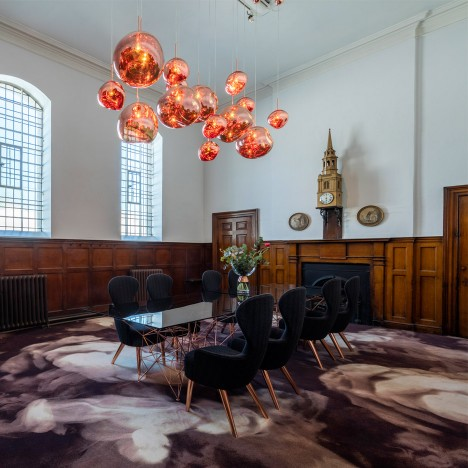 Tom Dixon converts Clerkenwell church into co-working space
