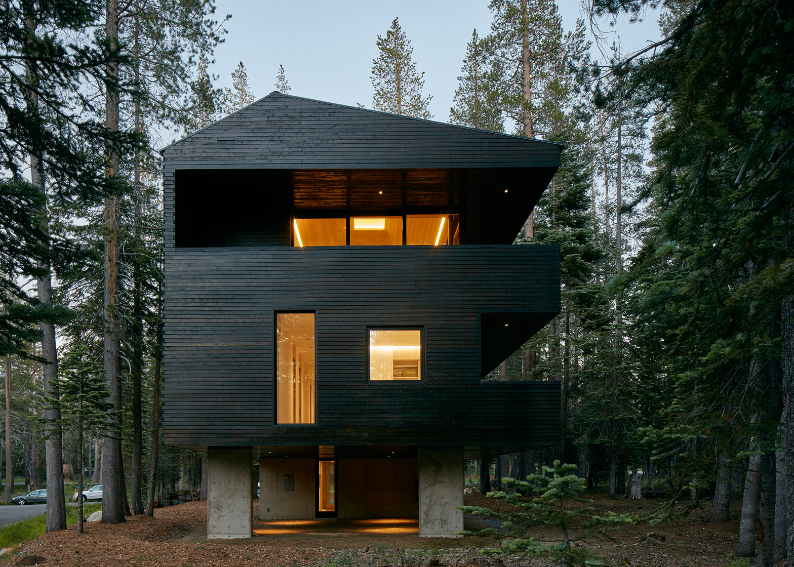 Residential Architecture: Trollhus by Mork Ulnes in California, USA