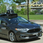 Uber is testing a driverless taxi on the streets of Pittsburgh