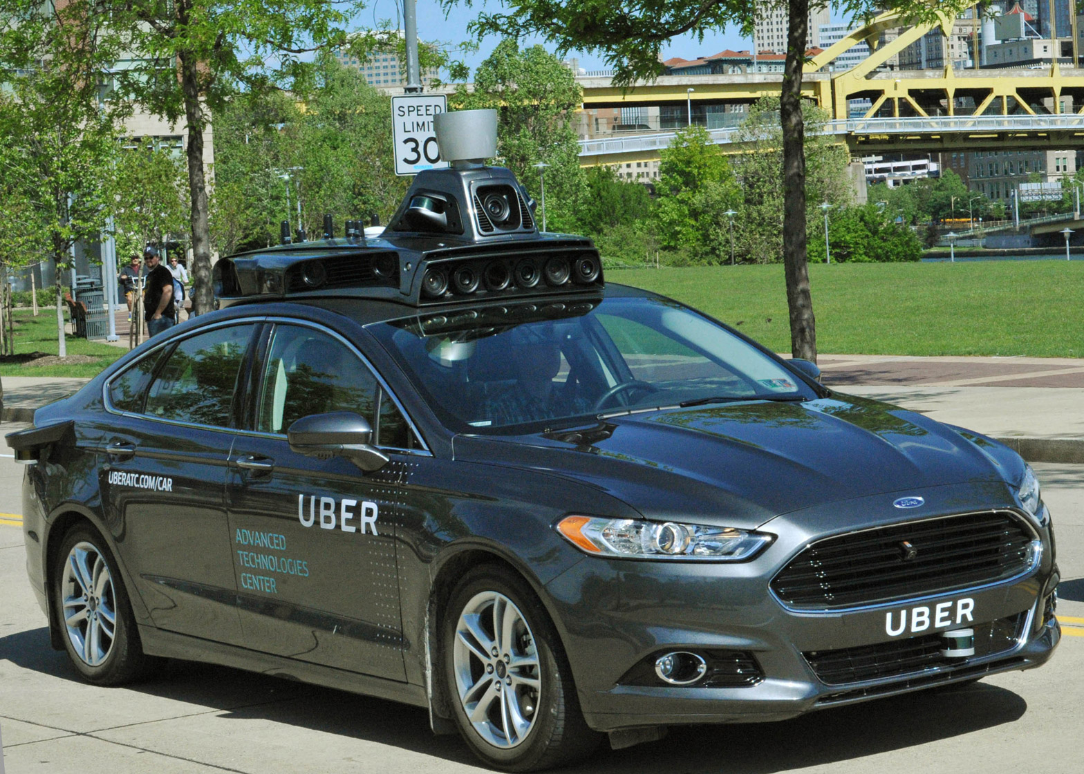 Image result for uber driverless cars