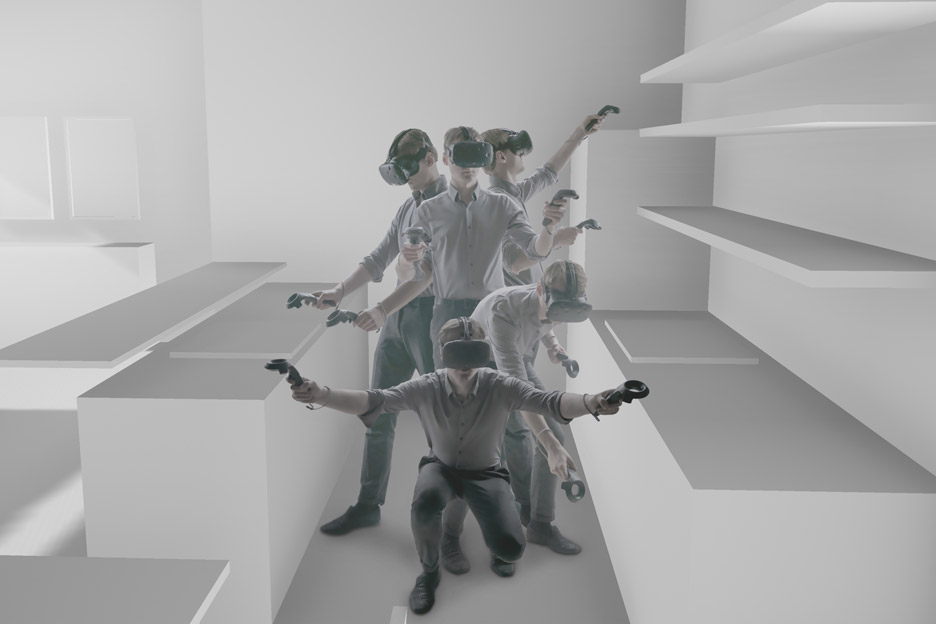 Design news: VRtisan Virtual Reality first-person architectural visualisation technology