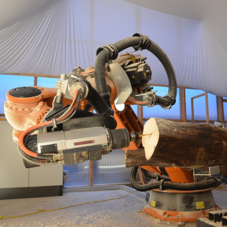 London's AA School taps into robotic construction trend by launching specialist course