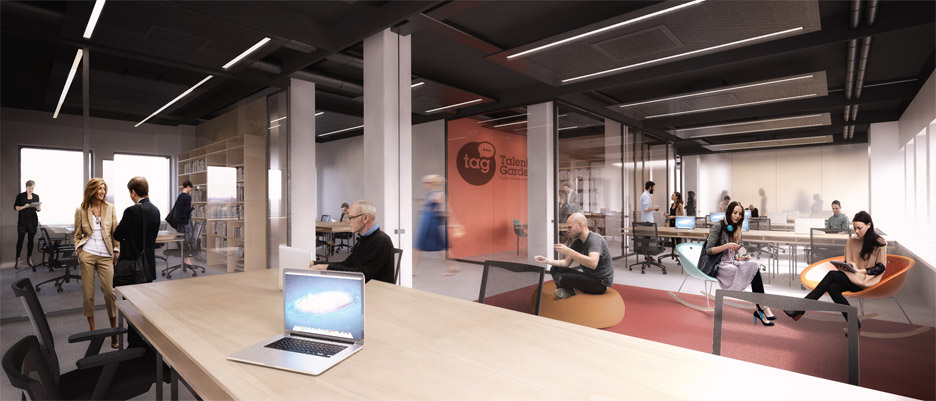 Office 3.0 by Carlo Ratti