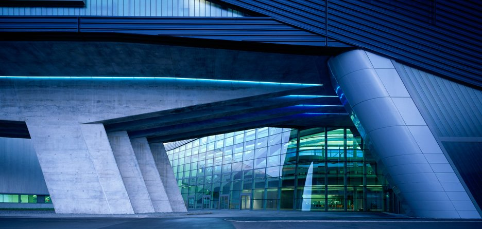 Zaha Hadid Bmw Home Design