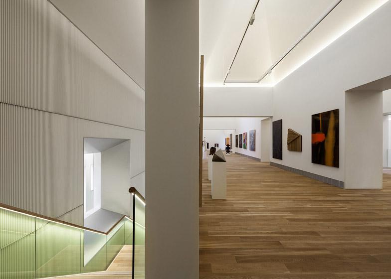 Museuo de Bellas Artes de Asturias (Fine Arts Museum of Asturias) by Francisco Mangado