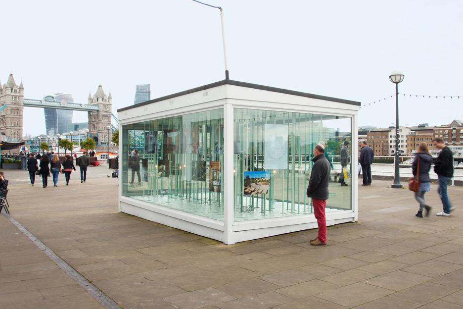 Irish Design 2015 New Horizon exhibition
