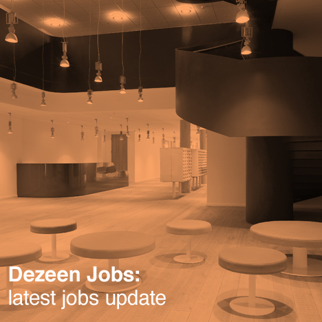 Dezeen Jobs Latest Update