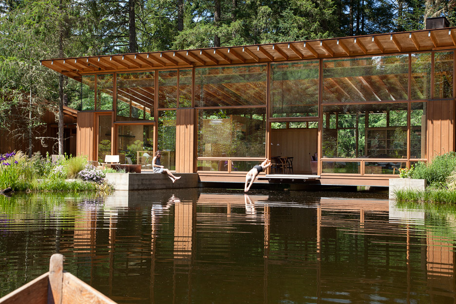 Newberg Residence by Cutler Anderson