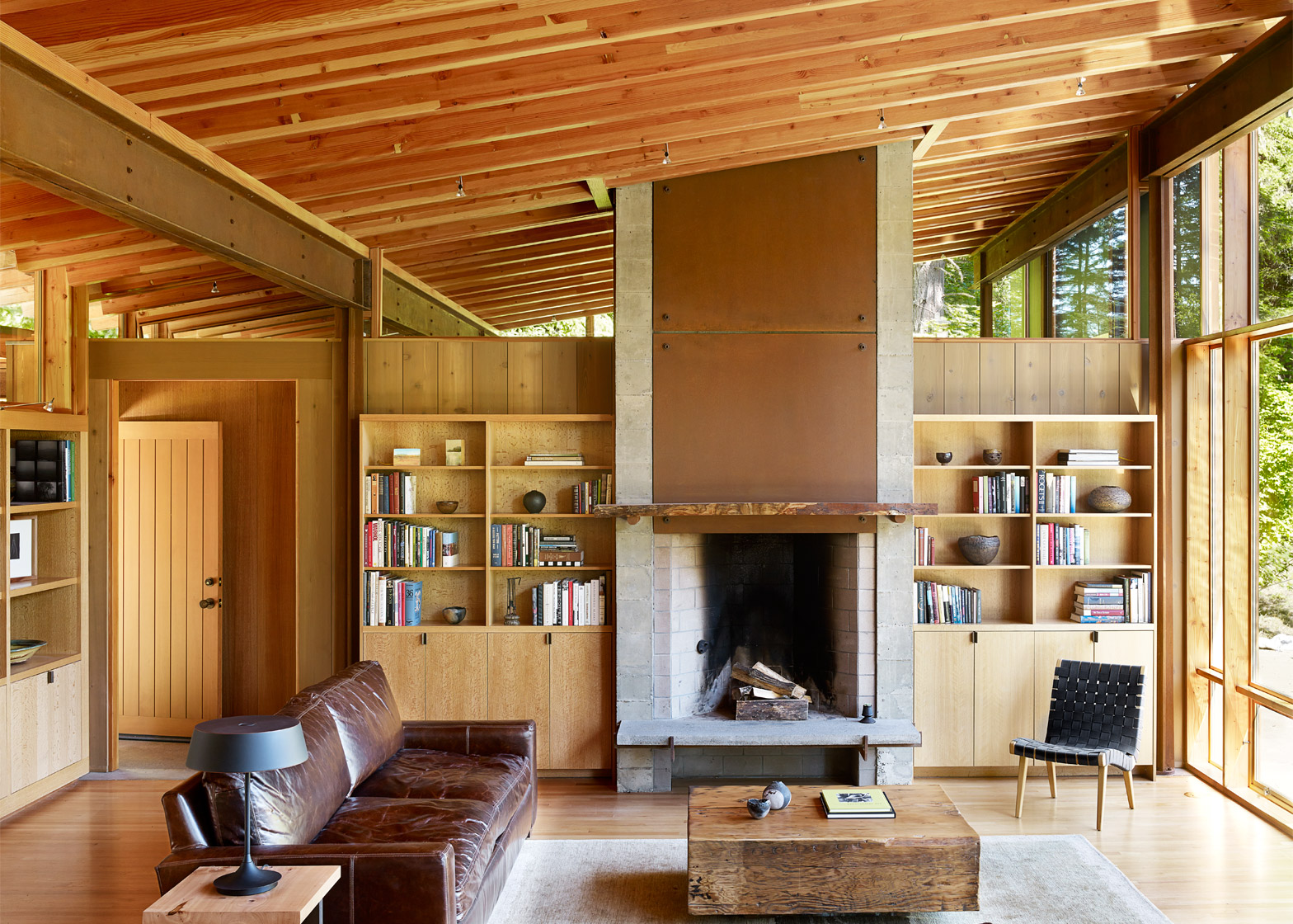 Newberg residence by Cutler Anderson Architects