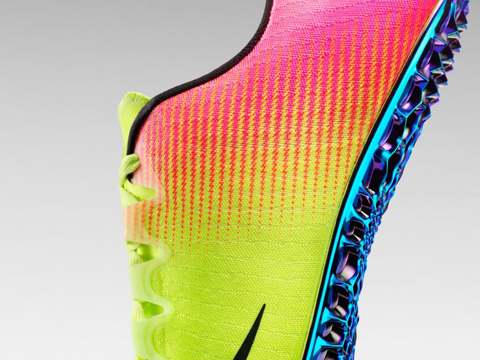 Nike Zoom Superfly Elite sprinting shoe