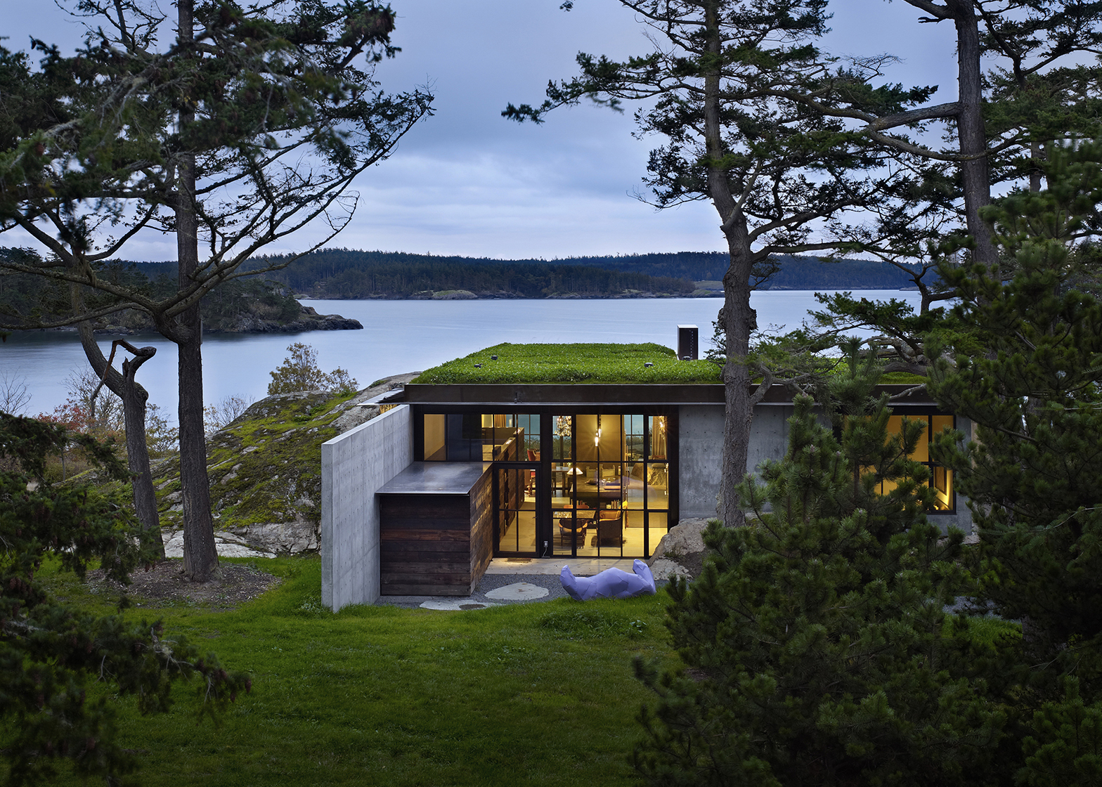 Pierre house by Olson Kundig Architects