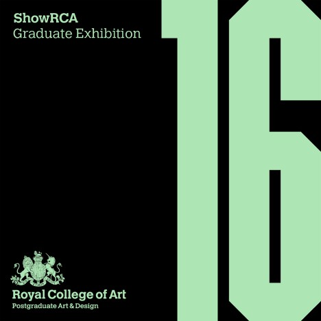 Competition: win a pair of tickets to the Royal College of Art's 2016 graduate show preview