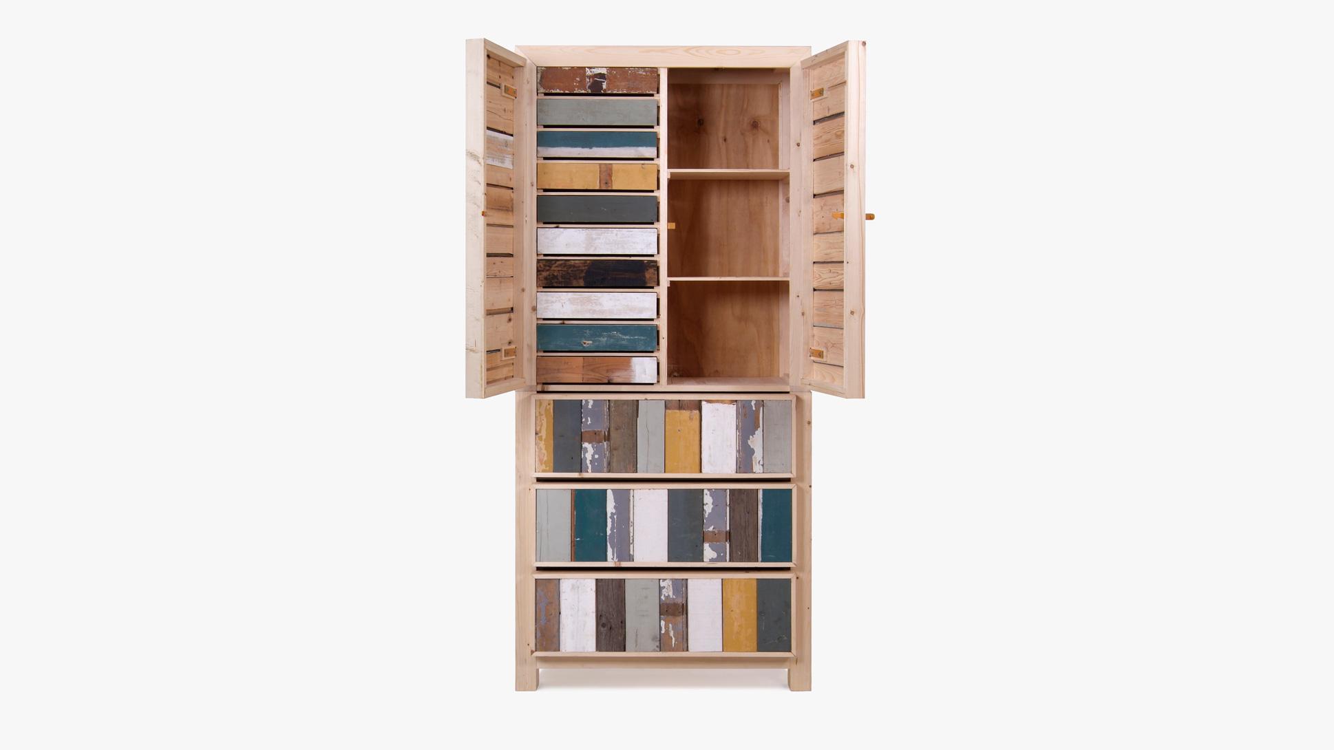 Scrapwood Furniture By Piet Hein Eek
