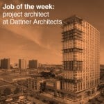 US job of the week: project architect at Dattner Architects