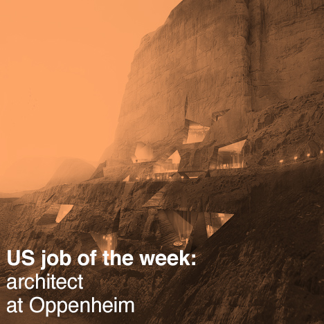 US JOTW Oppenheim for Dezeen