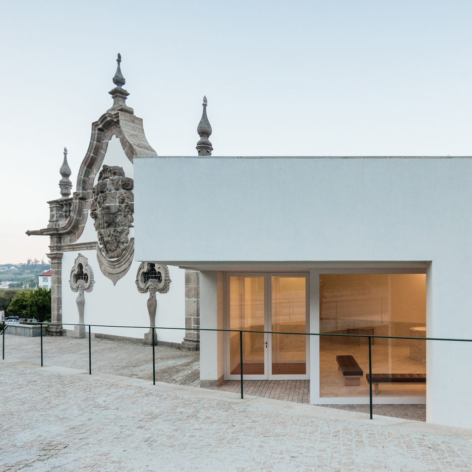 Álvaro Siza and Eduardo Souto de Moura team up for Portuguese museum project
