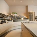 Snøhetta creates curving wooden amphitheatre for Aesop's Düsseldorf store