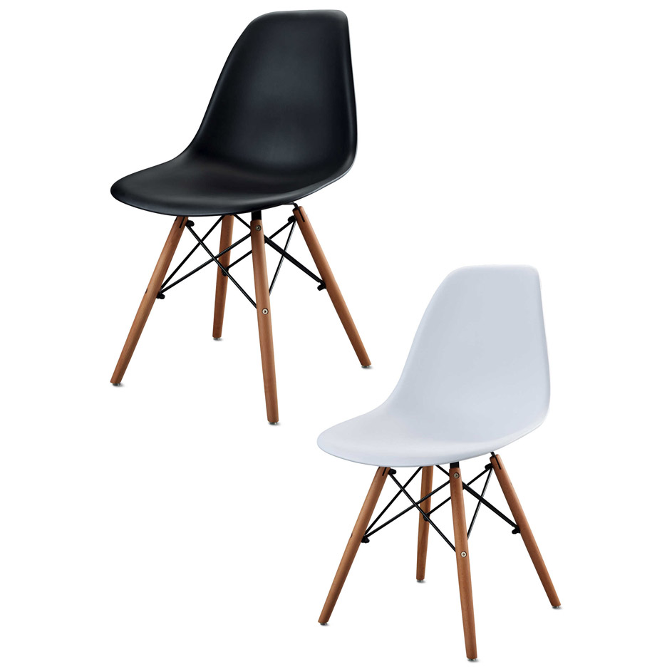 """Aren't the Aldi chairs closer to Eames' original design philosophy?"""