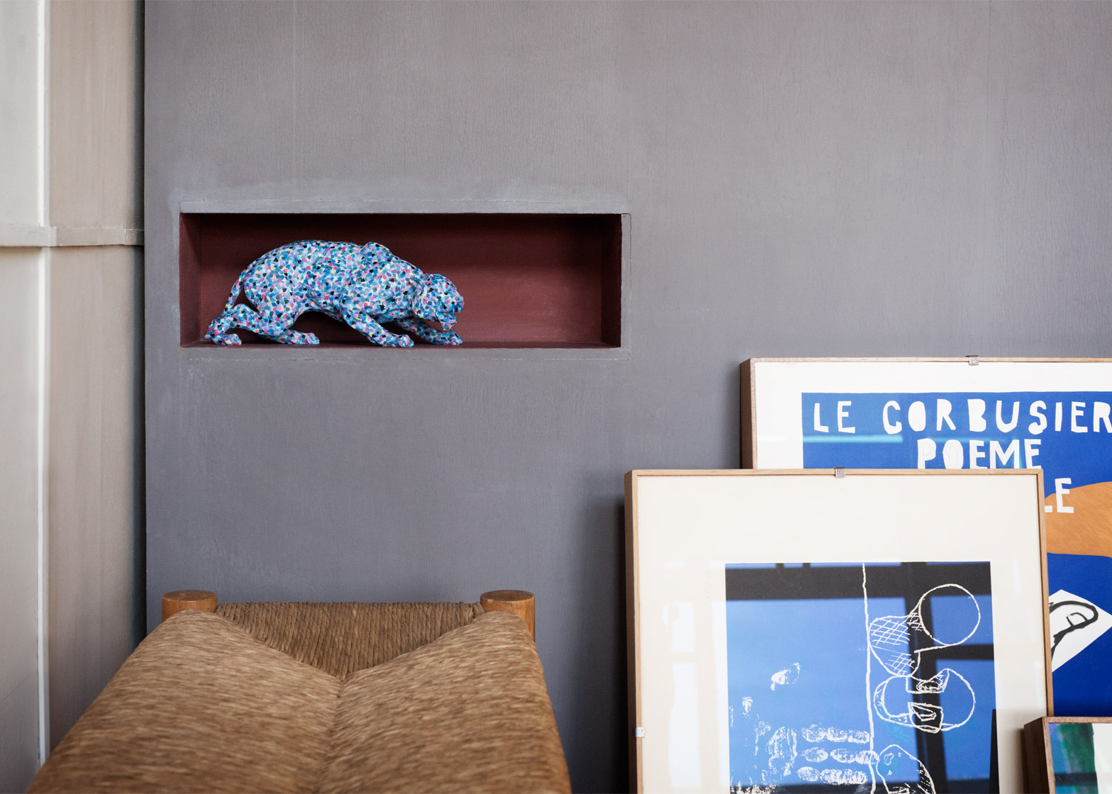 Trend  of alessandro mendini apartment marseille france