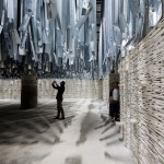 Alejandro Aravena uses over 90 tonnes of recycled waste for entrance rooms of Venice Biennale 2016