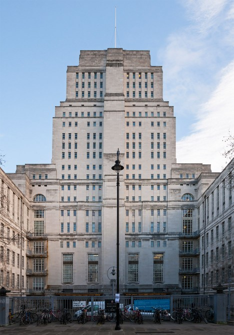 3Novices Competition Five Guides To London S Art Deco
